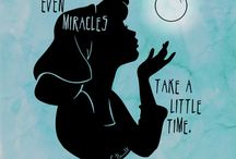 Disney Silhouettes Quote