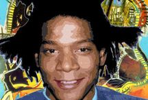 Jean-Michel Basquiat: The Radiant Child / Jean-Michel Basquiat...Images of him, videos, interviews, his ART / by Simone LaMontagne