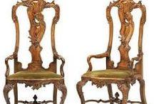 estilo romanico do mobiliário