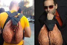 Fashion / The fashion of manly men