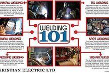 Welding / Welding Machines, Welding processes, induction heating