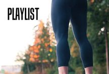 Fitness Tunes / Playlists to amp up your next work out