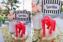 Wedding Centrepiece Ideas / by Weddingbells