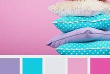 Girl's colour Inspiration