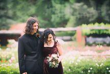 Gothic Wedding Photos / Inspiration for gothic weddings from www.PhotographybySonal.com