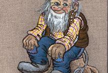 Gnomes, Nisse, Tomte & Trolls