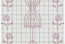 schemi e disegni da ricamare