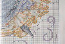 Keijut/Fairy pattern