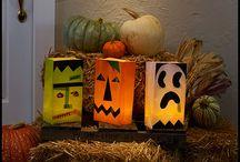 DIY Halloween / Le DIY (Do It Yourself) est devenu très à la mode depuis quelques années, et rien de mieux que de préparer une soirée d'Halloween avec de la décoration fait-main. A vos ciseaux !