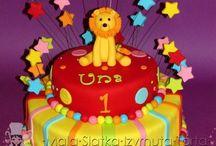 Anabelle 1st Birthday ideas
