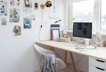 Home design: Working place