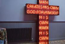 religious/ iconic/ spiritual  / by Leona Neat