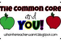 Common Core / by Karen Weideman