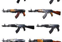 Rifle / Gun