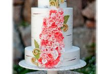Wedding Summer / Wedding Cakes for the Summer Season / by Satin Ice