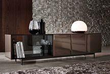 Cabinets...