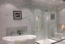 Revestimentos Marmorizados | Marble / Qualidade, estilo, sofisticação e toda a praticidade do porcelanato! ;)