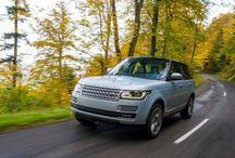 2015 Land Rover Range Rover Hybrid Release