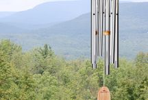 Outdoor Decor / Spice up your garden with statuary, wind chimes, and more!