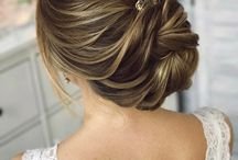 Hair & Make-up for The Bride