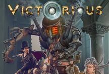 Victorious RPG / Vicky is out the gate! Early Bird catches the worm. Victorious RPG is now on Kickstarter! http://bit.ly/vickyRPG