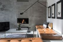 sunken\built in  lounge