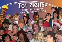 Party Planners themafeesten / www.party-planners.nl All inclusive themafeesten. Feesten inclusief onbeperkt eten, drinken en professioneel entertainment. Show, sensatie, humor en dans.
