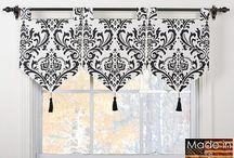 cortina romantica