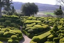 Ballades / Places I've been to and that I love