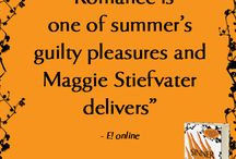 Sinner by Maggie Stiefvater / Sinner by Maggie Stiefvater is the companion novel to the Shiver, Linger and Forever series and tells the story of Cole and Isabel. / by Scholastic UK