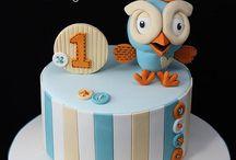 nephew's birthday cakes