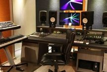Project Studio- Campinas- SP / Sala técnica em Campinas SP, projetada para mixagens.