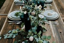 Wedding Tables & creative table ideas