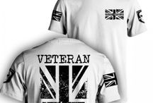 ForceWear Morale T- Shirts / Made by Veterans NOT machines