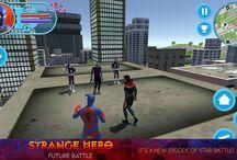 Strange hero Future battle Triche Pirater