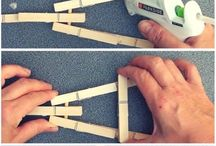 Diy with clothespins