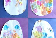 Easter craft- toddlers