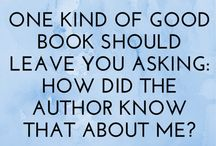 Books, my world
