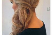 hair / hairdo inspiration for formal