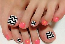 Nails & toes / Food ideads