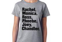 friends tv show shirt