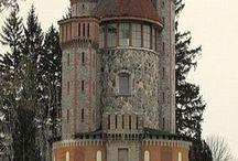 Domy typu wieża
