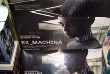 Ex Machina Window Promo