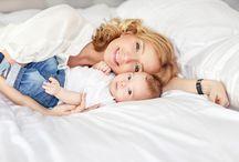 мама и дочь будуар