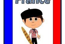 En Francais- Resources / by Laura Gardner
