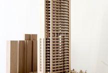 Miniature tower