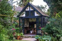 Small spaces / by Kathy Chaput Harvey