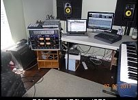 Cool Music Production / Cool studio and home studio.