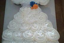 Krista's Bridal Shower / by Rhonda Hulzebos