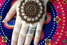 Mehandi henna designs